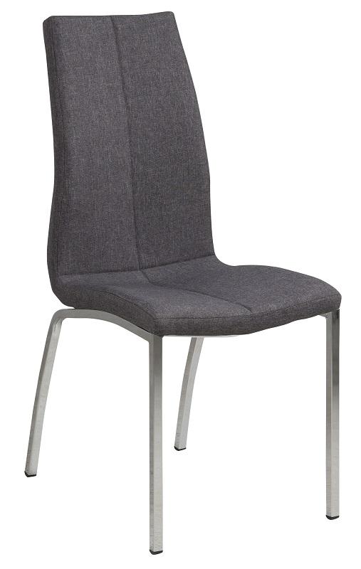 N/A – Rio spisebordsstol - grå på unoliving.com