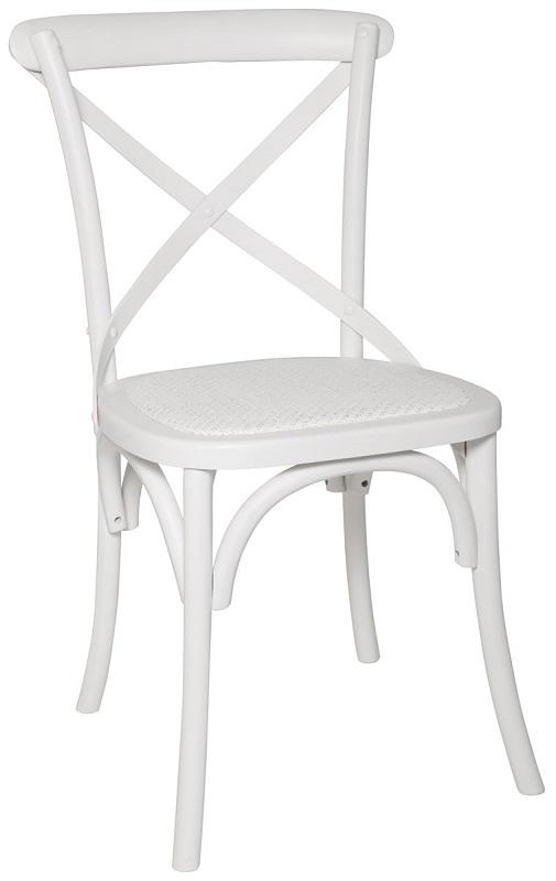 Ib laursen - provence spisebordsstol - hvid fra Ib laursen på unoliving.com