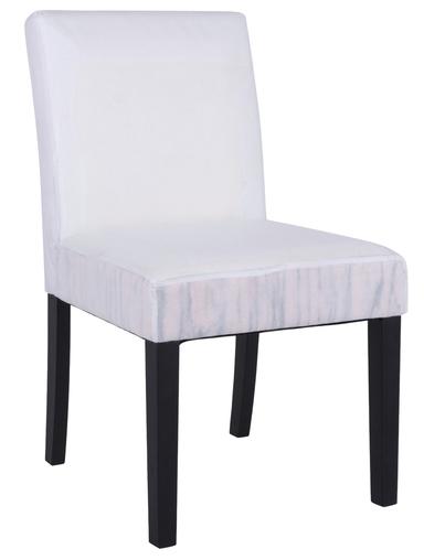 Dania spisebordsstol m/sort malet ben fra Canett på unoliving.com