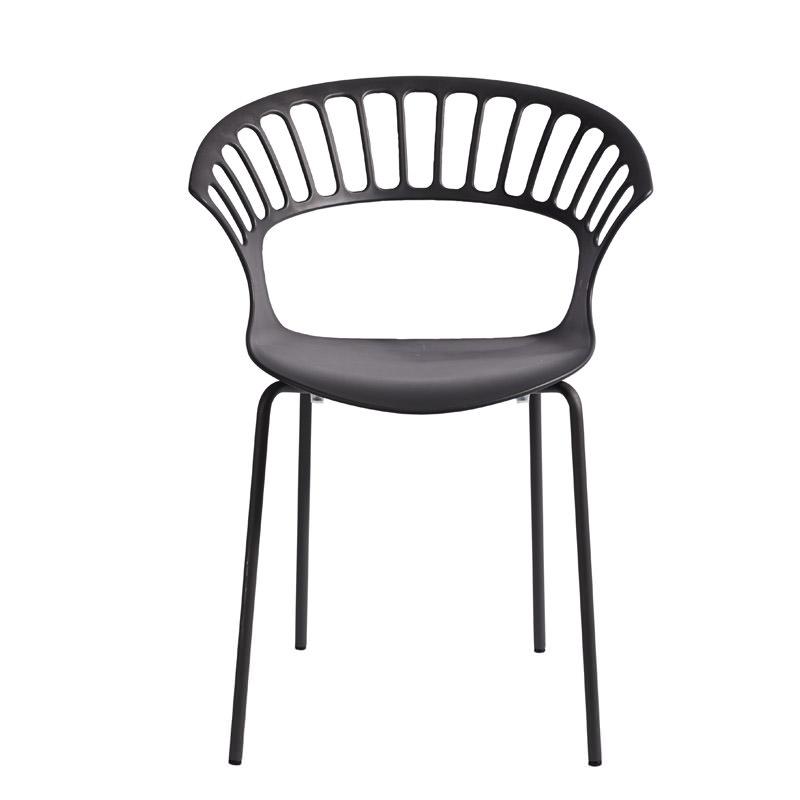 Muubs Muubs - tiara spisebordsstol - grå plast på unoliving.com
