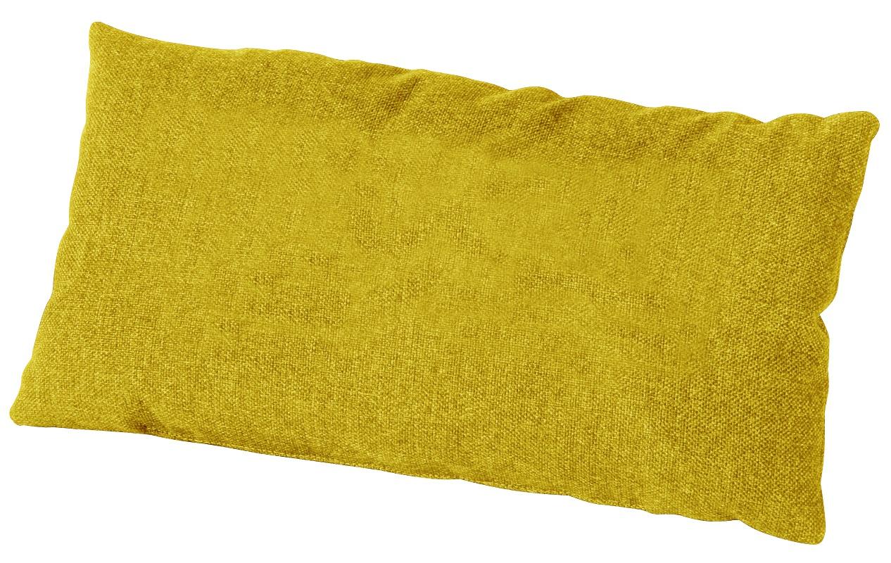 Tom tailor Elements pude - mustard på unoliving.com