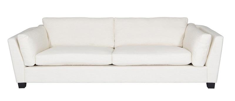 N/A – Reggio 3-pers. sofa - natur stof på unoliving.com