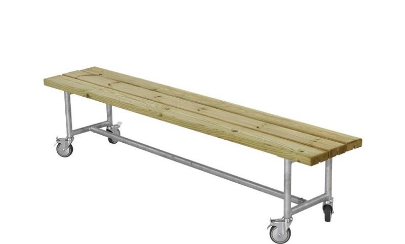 N/A – Plus - urban picnic plankebænk l207 cm - trygimprægneret fra unoliving.com