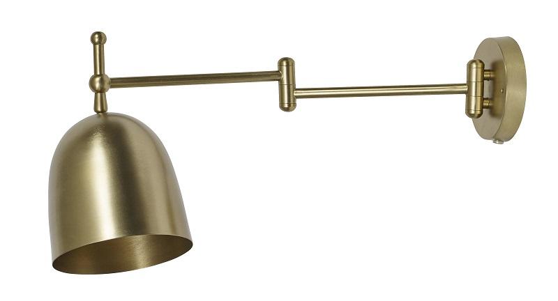 Nordal – Nordal - væglampe - metal på unoliving.com