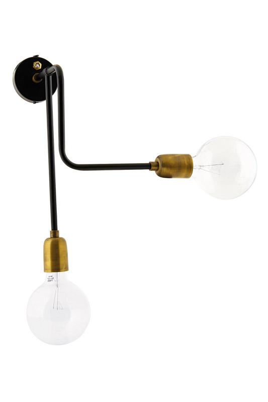 House doctor – House doctor molecular væglampe fra unoliving.com