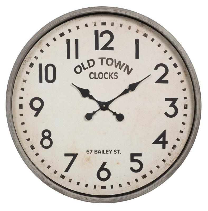 Ib laursen Ib laursen - vægur - hvid - old town clocks på unoliving.com