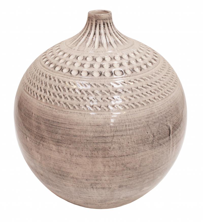 Marakesh vase ø30 - keramik fra Canett på unoliving.com