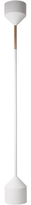 Zuiver - torch gulvlampe - hvid fra Zuiver på unoliving.com