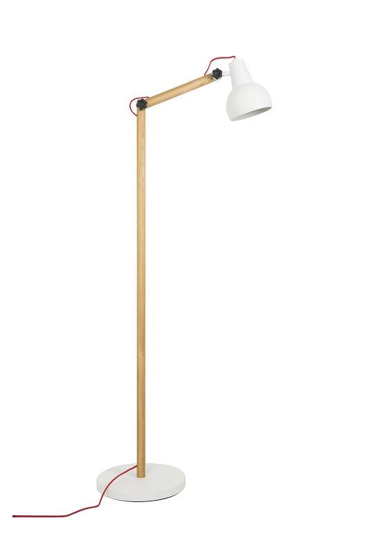 Zuiver – Zuiver - study gulvlampe - hvid på unoliving.com