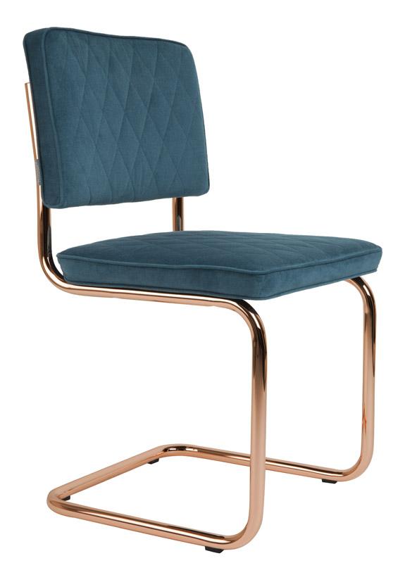 Zuiver – Zuiver - diamond spisebordsstol - blå fra unoliving.com