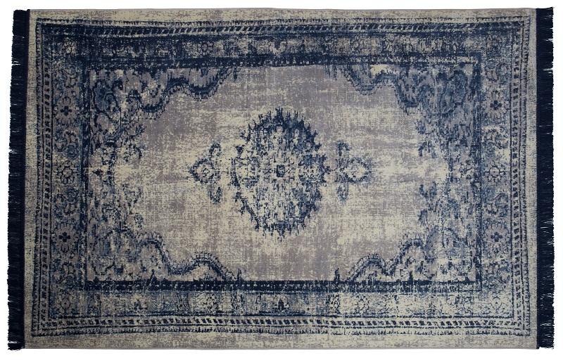 Zuiver Zuiver - marvel orientalsk tæppe - blå 170x240 på unoliving.com