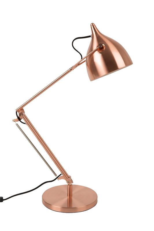 Zuiver – Zuiver - reader bordlampe - kobber fra unoliving.com