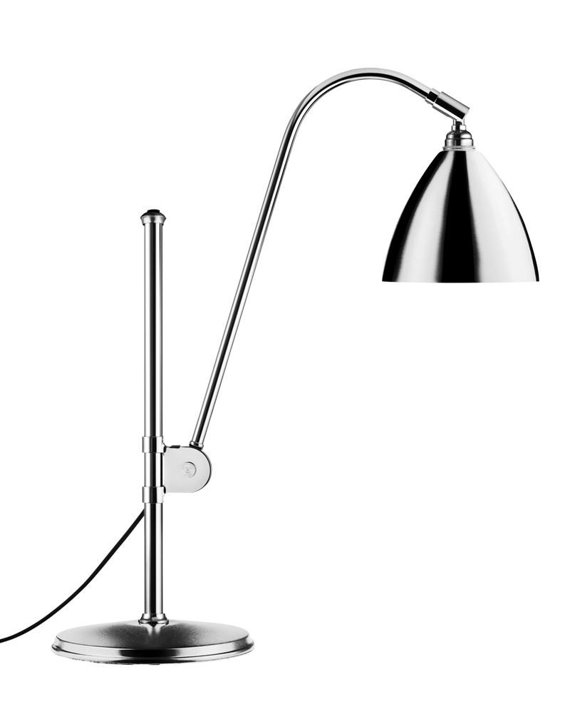Gubi Gubi - bestlite - bl1 bordlampe - ø16 krom på unoliving.com