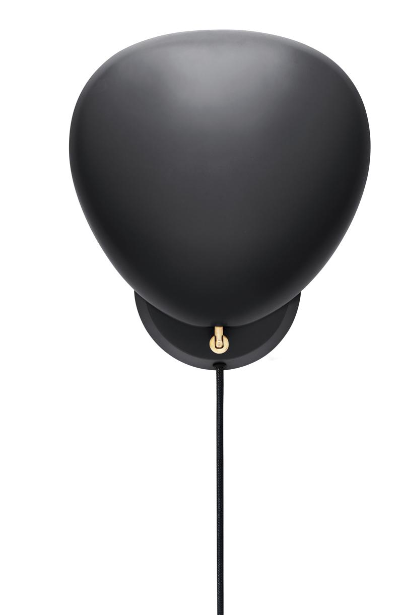 Gubi – Gubi - cobra væglampe - sort fra unoliving.com