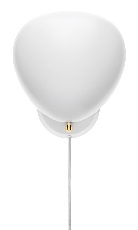 Gubi – Gubi - cobra væglampe - hvid på unoliving.com