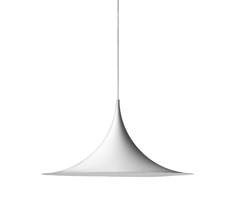 Gubi Gubi - semi pendel ø47 - hvid fra unoliving.com
