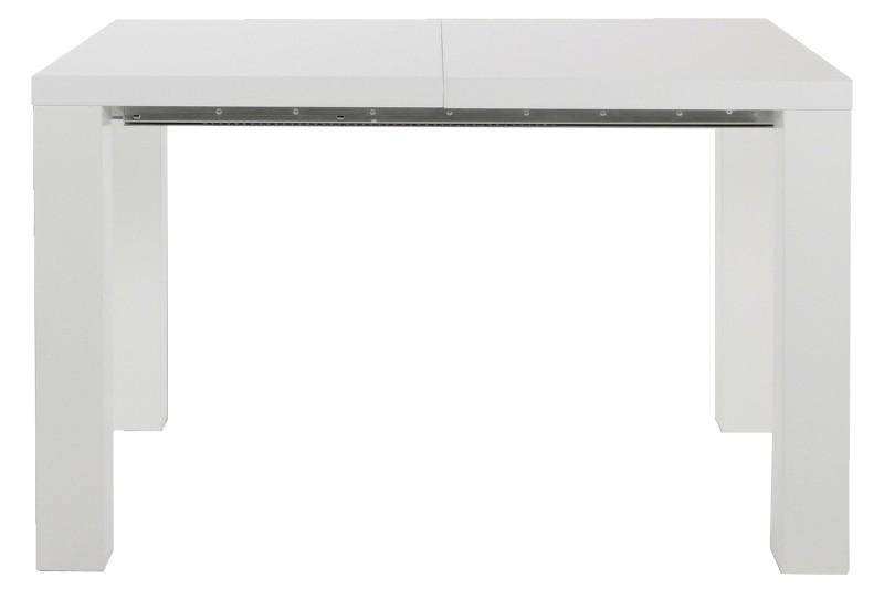 Sambal spisebord - hvid højglans 120x80 fra N/A på unoliving.com