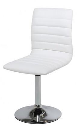 Tanum spisebordsstol - hvid fra N/A på unoliving.com