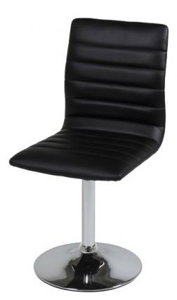 Tanum spisebordsstol - sort fra N/A fra unoliving.com