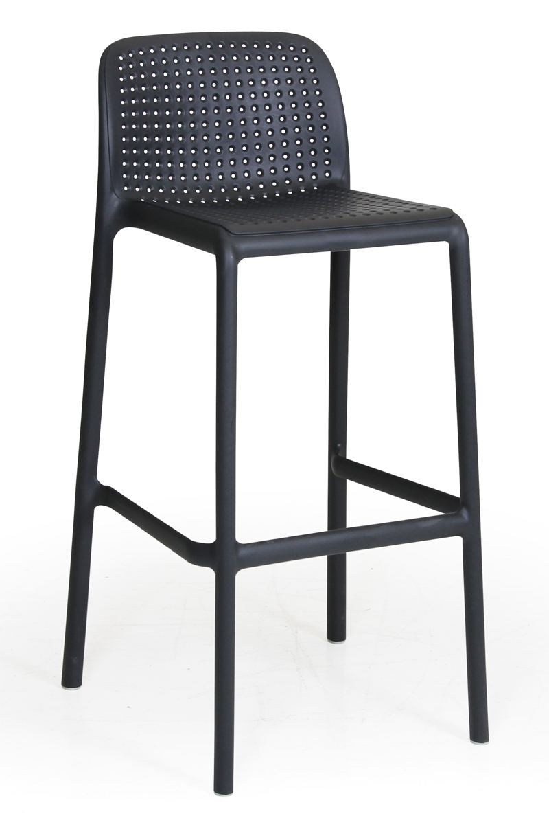 Brafab Brafab - lido barstol - antracit på unoliving.com