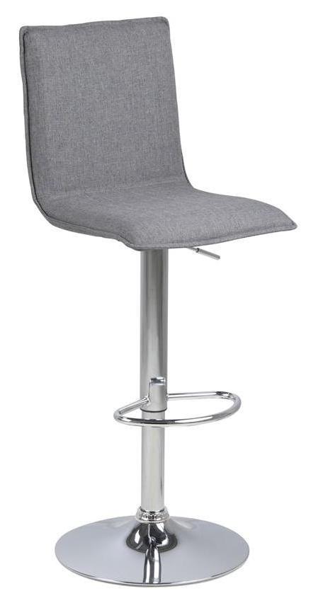 N/A – Nela barstol - grå fra unoliving.com