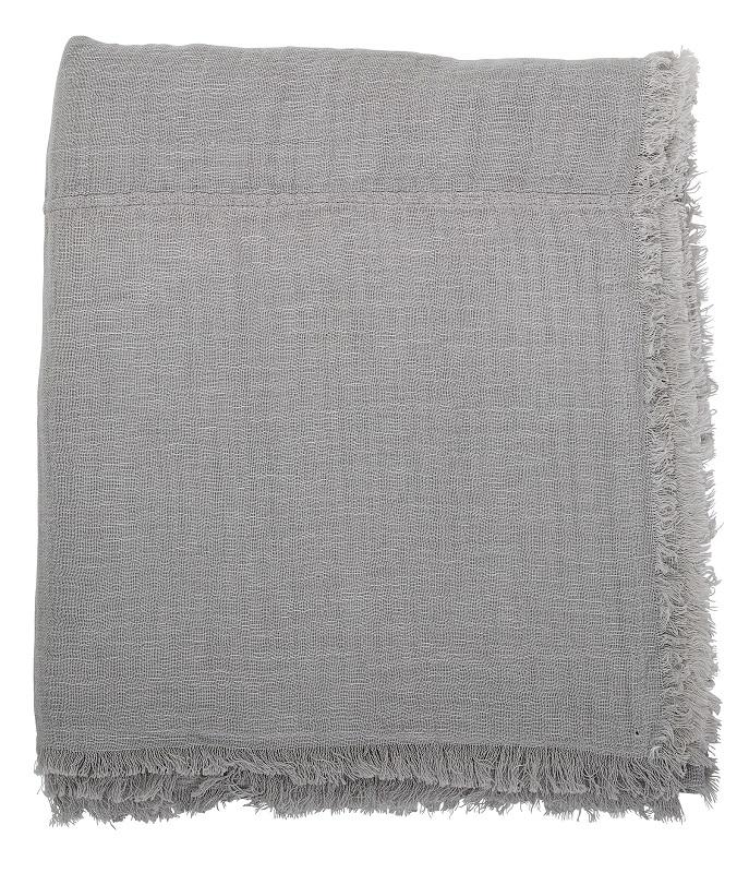 Bloomingville – Bloomingville  sengetæppe - grå fra unoliving.com