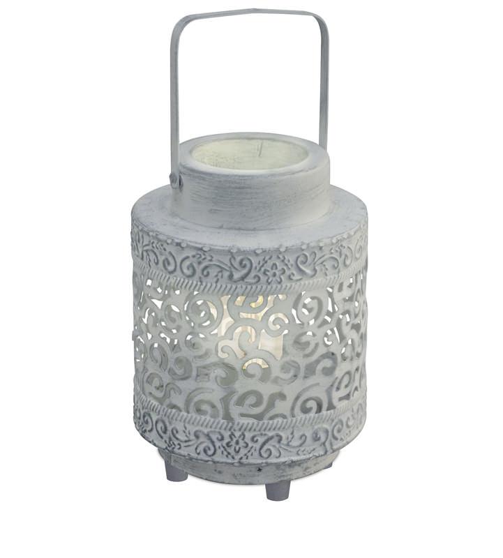 N/A Vintage  bordlampe - grå på unoliving.com
