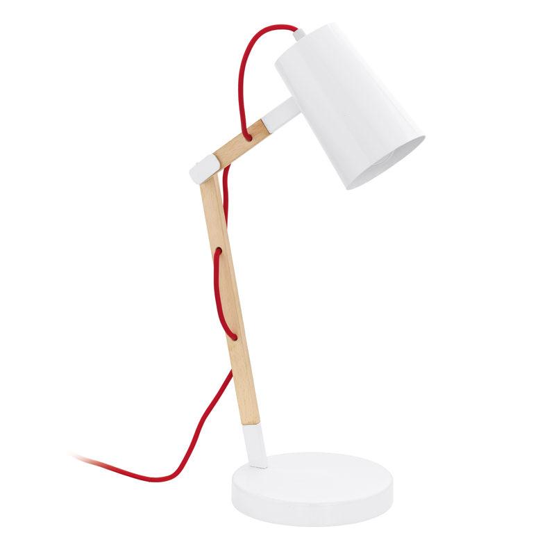 Torona  - bordlampe - hvid fra N/A fra unoliving.com