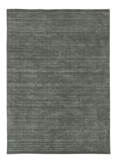 Fabula Living - Loke Petrol Uldtæppe - 200x300