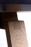 Andersen T1 Spisebord m. udtræk eg, 220cm