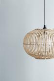 Zep Lampeskærm Ø38 - Bambus