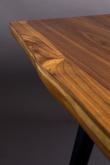 Dutchbone - Alagon Spisebord 180x90 - Sorte ben