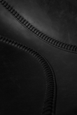 Dutchbone - Franky Barstol - Sort PU læder