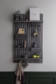 Ferm Living - Wooden Multi Shelf - Sortbejdset ask