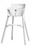 FLEXA Baby Højstol m/sikkerhedsbøjle - Hvid