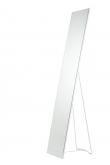 homii Stand Spejl - Hvid - Speil med hvit ramme