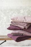 Ib Laursen - Quilt 180x130 cm - Dusty violet