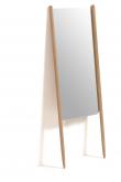 LaForma Kenya Spejl m. hvidpigmenteret Eg