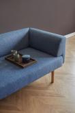 Kragelund Ebeltoft 3-pers. sofa Blå