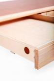 Mavis - Höllviken Skrivebord - Hvidpigmenteret