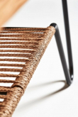 Mavis - Marcel Sofabord 120x50 - Olieret rustik eg