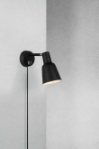 Nordlux DFTP Patton Væglampe - Sort