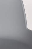 Zuiver Albert Kuip Counterstol - Lys grå