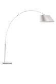 Zuiver Arc Gulvlampe - Hvid