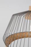 Zuiver Birdy Wide Pendel - Rattan