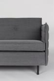 Zuiver - Jaey 2-pers. sofa - Grå
