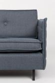 Zuiver Jaey 3-personers Sofa - Blå