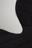 Zuiver - OMG Spisebordsstol - Sort stof