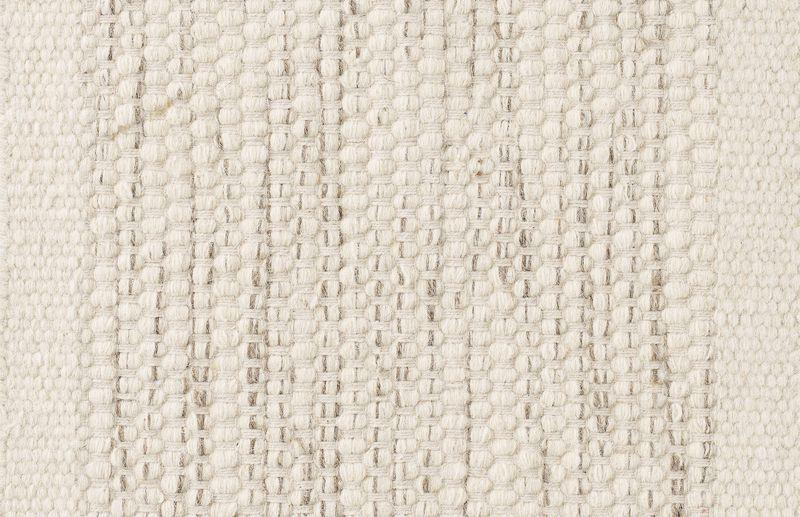Linie Design Asko Løber - Offwhite - 80x250 - 80x250 cm