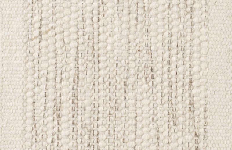 Linie Design Asko Tæppe - Offwhite - 70x140 - 70x140 cm